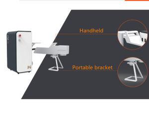New Design Fiber Laser 50 Watt Marking Machine Engraving Machine pictures & photos