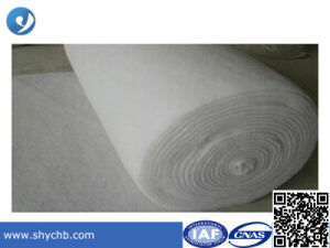 Filter Fabric Anti-Static Polyester Filter Needle Felt pictures & photos