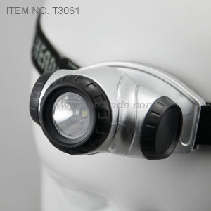 0.5W LED Headlamp (T3061) pictures & photos