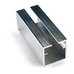 Aluminum/Aluminium Alloy Extrusion Anodized Building Profile pictures & photos
