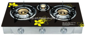 Galss Indian Gas Cooker 2-4 Burner pictures & photos