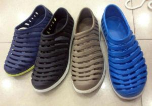 New Male EVA Garden Shoes EVA Clogs Sandals (HX-8) pictures & photos