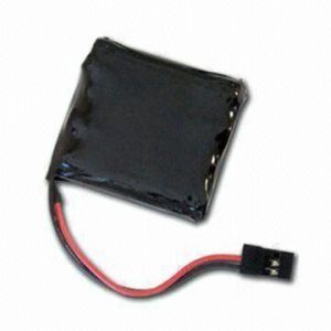 4.8V 1000mAh NiMH Battery Pack pictures & photos