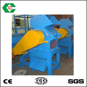 Scrap Rubber Recycling Rubber Block Shredder pictures & photos