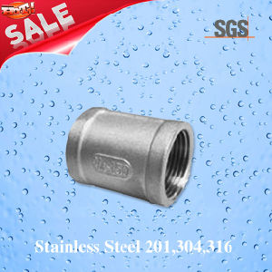 Stainless Steel Female Pipe Coupling, Pipe Fittings pictures & photos