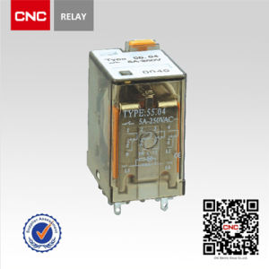 CNC Latching Relay for Energy Meter Mini Electromagnetic Relay (55.04) pictures & photos