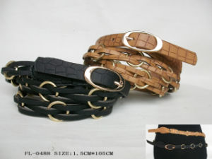 Fashion Ladies Belt (FL-0488) pictures & photos