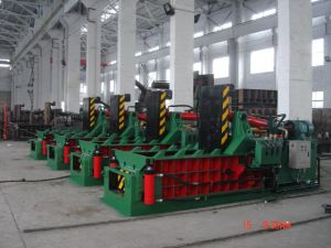 250ton Semi-Automatic Hydraulic Scrap Metal Baler pictures & photos