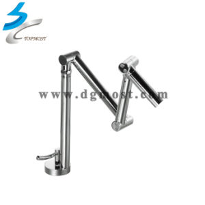 Bathroom Kitchen Household Hardware Flexible Extensible Stainless Steel Tap pictures & photos