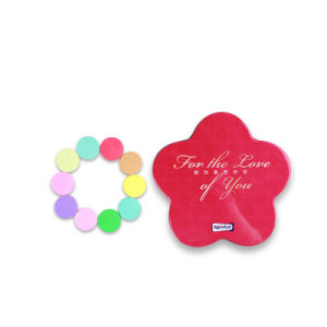 10PCS New Macaron Iron Box Normal Size 52mm Male Condoms Condones for Couple pictures & photos
