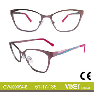 Fashion Women Metal Spectacle Frames (94-C) pictures & photos
