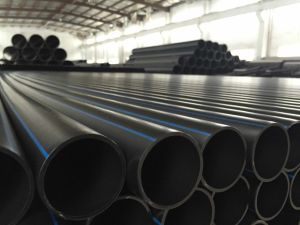 HDPE Gas Pipe Pn16 pictures & photos
