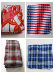 High Quality Double Sides Blanket for Sale pictures & photos