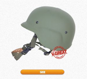 Pasgt Standard Bulletproof Helmet pictures & photos