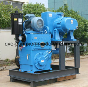 Roots Vacuum Blower with Electromagnetic Pressure Differential Valve pictures & photos