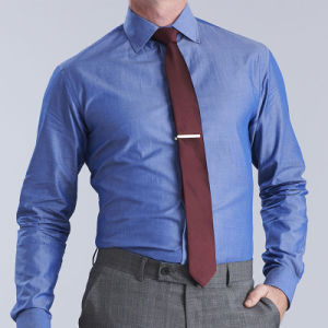 Latest Shirt Designs for Men 2016 of Latest Style Men′s Formal Dress Shirt pictures & photos