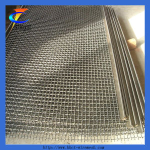 High-Carbon Steel Crimped Wire Mesh for Mining pictures & photos
