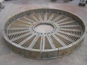 Wear-Resistant Super High Manganesesteel Mill Liners for Mine Mill pictures & photos