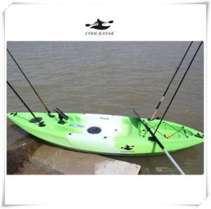 Single Angler Kayak with 5 Rod Holders