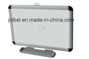 Porcelain Magnetic Whiteboard with Marker Pen Tray pictures & photos