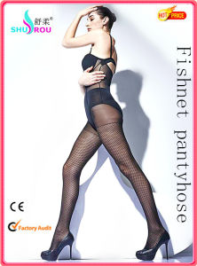 Sexy Fishnet Stockings Hosiery Tights Pantyhose Silk Socks (SR-1274)