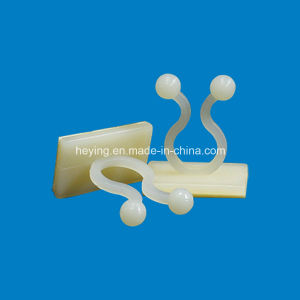 Plastic Wall Mount Wire Cable Clamp pictures & photos
