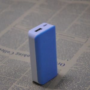 3000mAh USB Power Bank 5V DC 1A Input pictures & photos