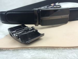 Genuine Leather Belts in Black (RF-160606) pictures & photos