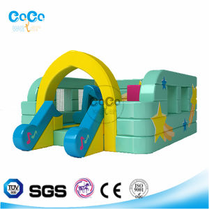Cocowater Design Music Theme Inflatable Bouncer LG9020 pictures & photos