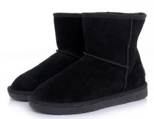 6 Inch Sheepskin Snow Boot