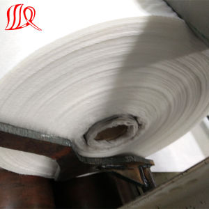 White Color Needle Punched Filament Nonwoven Fabric pictures & photos
