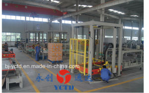 Automatic Carton Palletizing Machine for Plum Drinks (YCTD-YCMD40) pictures & photos