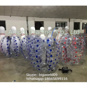 Inflatable Bumper Zorb Ball, Giant Bubble Soccer Ball pictures & photos