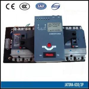 Circuit Breaker Type Automatic Change Over Switch (JATSNA-630A 3P) pictures & photos