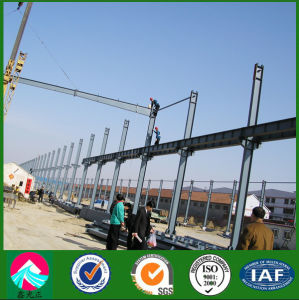 Chinese Low Cost Steel Structure Workshop pictures & photos