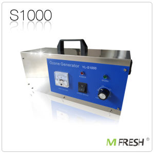Ozone Generator for Fruit and Vegetable Washer S1000 pictures & photos