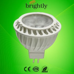 6W MR16 400lm LED Spotlight