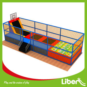 Hot Selling Square Jumping Mini Trampoline Bed for Sale pictures & photos