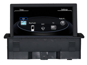 Car for Audi A1 Radio DVD Navigation System (HL-8862GB) pictures & photos