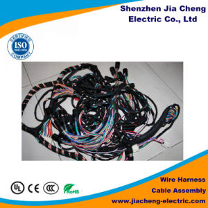 Pd Electric Hirose Wire Harness for Customized Parts pictures & photos