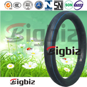 China Grade a Natural Motorcycle Inner Tube 3.00-18 pictures & photos