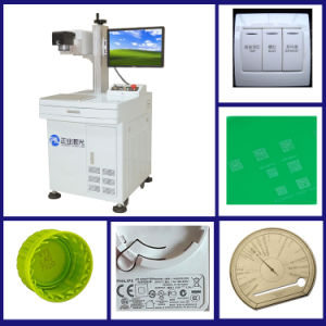 10W CO2 Laser Marking Machine for Non-Metal Material pictures & photos
