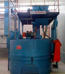 Turntable Strengthen Shot Blasting Cleaning Machine pictures & photos