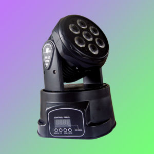 7PCS 10W RGBW 4 in 1 LED Moving Head Light pictures & photos