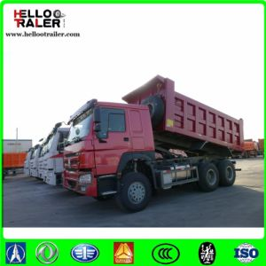 Mechanical Sinotruck HOWO New Tipper Dump Truck 25 Ton for Sand Transport pictures & photos