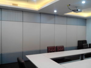 Sliding Wall Partition for Office, Meeting Room pictures & photos