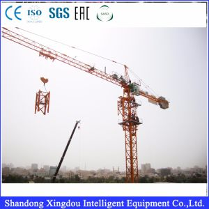 Shandong Supplier Tower Crane Used Tower Crane Service Station Equipment pictures & photos
