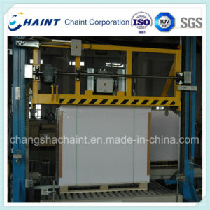 Paper Mill Automatic Pallet Wrapping Machine pictures & photos