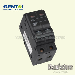 High Quality Cheaper 1p 2p 3p 4p Qovs Plug in Miniature Circuit Breaker pictures & photos