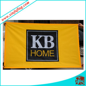 Custom Design Company Flag, Flag with Own Logo